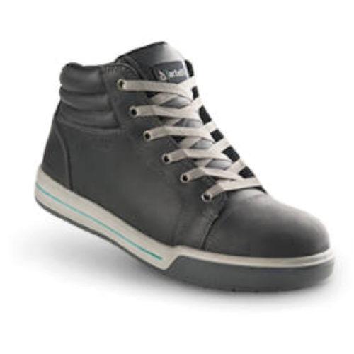 Veiligheidsschoenen Pro-Sneaker Zwart Hoog