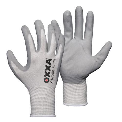 Werkhandschoen oxxa x-nitril-foam 15128000