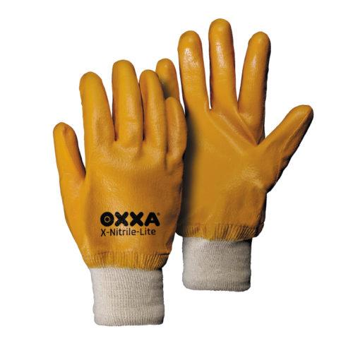 Werkhandschoen oxxa x-nitril-lite