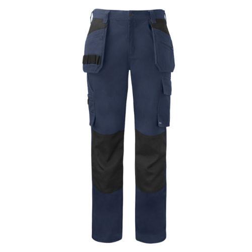 werkbroek projob- 5530-donker blauw-ediego textiles