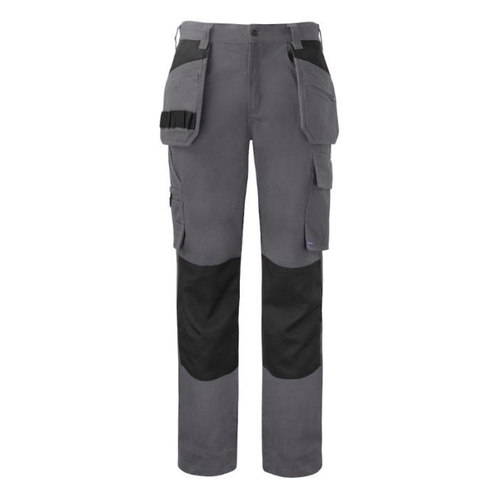 werkbroek projob- 5530-grijs-ediego textiles