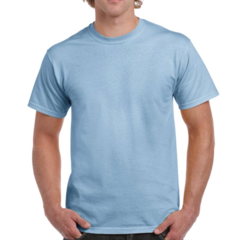 Ediego Textiles Shirt T Heavy Blauw Cotton Pbm's Licht Werkkledij En q4RjL3A5