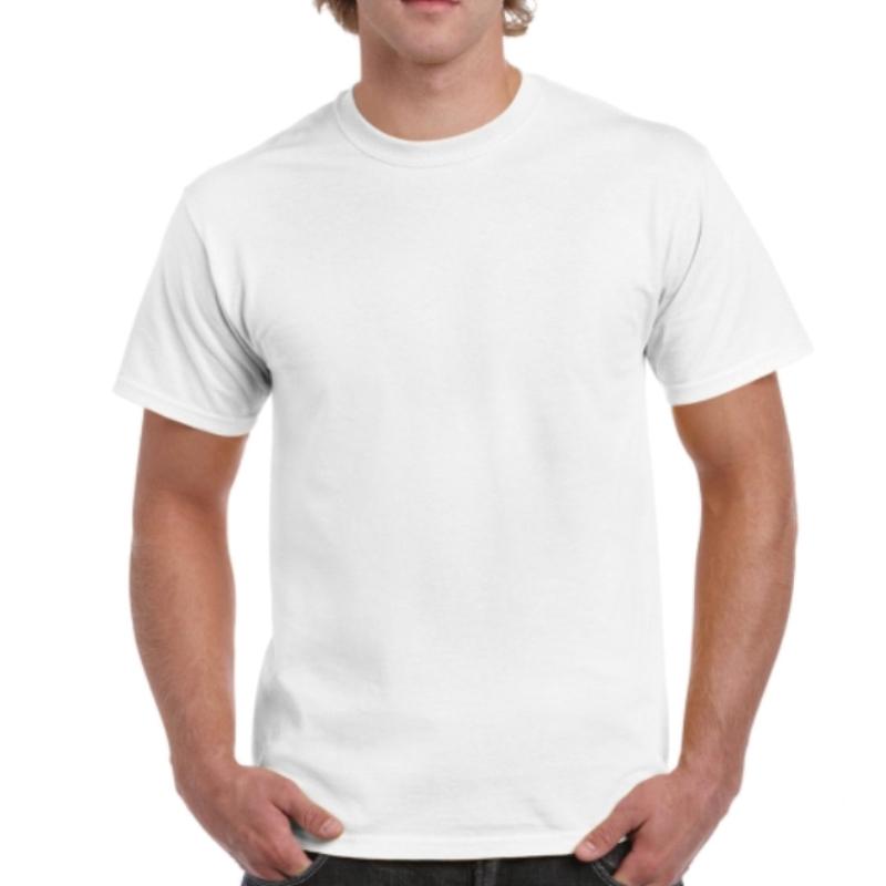 werkkledij-tshirt-gildan-Wit